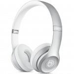 Фото -  Наушники Beats Solo2 Wireless Headphones Silver (MKLE2ZM/A)