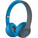 Фото -  Наушники Beats Solo2 Wireless Headphones Active Collection - Flash Blue (MKQ32ZM/A)
