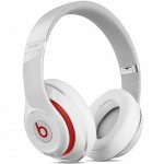 Фото -  Наушники Beats Studio 2 Wireless Over-Ear Headphones White (MH8J2ZM/A)