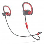 Фото -  Наушники Beats Powerbeats 2 Wireless Active Collection - Siren Red (MKPY2ZM/A)