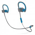 Фото -  Наушники Beats Powerbeats 2 Wireless Active Collection - Flash Blue (MKQ02ZM/A)