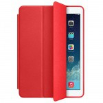 Фото -  Чехол кожаный Apple Smart Case для iPad Air (Red) (MF052ZM/A)