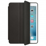 Фото -  Чехол кожаный Apple Smart Case для iPad Air 2 (Black) (MGTV2ZM/A)