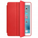 Фото -  Чехол кожаный Apple Smart Case для iPad Air 2 (Bright Red) (MGTW2ZM/A)