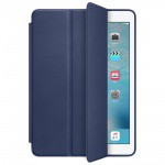 Фото -  Чехол кожаный Apple Smart Case для iPad Air 2 (Midnight Blue) (MGTT2ZM/A)