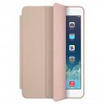 Фото -  Чехол кожаный Apple Smart Case для iPad mini (Beige) (ME707ZM/A)