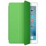 Фото -  Чехол полиуретановый Apple Smart Cover для iPad Air (Green) (MF056ZM/A)