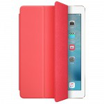 Фото -  Чехол полиуретановый Apple Smart Cover для iPad Air (Pink) (MGXK2ZM/A)