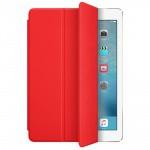 Фото -  Чехол полиуретановый Apple Smart Cover для iPad Air (Red) (MF058ZM/A)