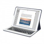 Фото -  Logitech CREATE Backlit Keyboard Case for iPad Pro (Blue) (HJDY2VC/A)