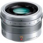 Фото -  Panasonic Micro 4/3 Lens 15mm Silver (H-X015E-S)