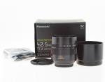Фото - Panasonic Объектив Panasonic Micro 4/3 Lens 43 mm (H-NS043E)