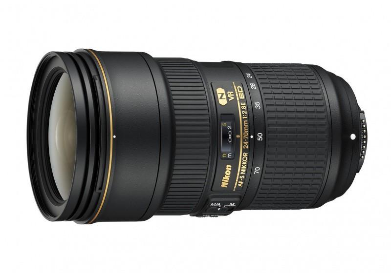 Купить -  Nikon NIKKOR AF-S 24-70 mm f/2.8G ED VR