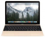 Фото -  Apple A1534 MacBook 12' Retina Core M 1.3GHz Gold (Z0RX0006Y)