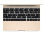 Фото Apple Apple A1534 MacBook 12' Retina Core m3 1.1GHz Gold (MLHE2UA/A)