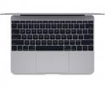 Фото Apple Apple A1534 MacBook 12' Retina Core m3 1.1GHz Space Gray (MLH72UA/A)