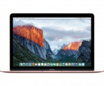 Фото Apple Apple A1534 MacBook 12' Retina Core m5 1.2GHz Rose Gold (MMGM2UA/A)
