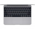 Фото Apple Apple A1534 MacBook 12' Retina Core m5 1.2GHz Space Gray (MLH82UA/A)