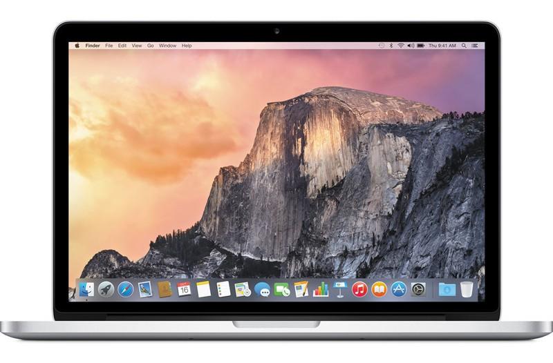 Купить - Apple Apple MacBook Pro 13.3' Retina Core i7 3.1GHz (Z0QP00008)