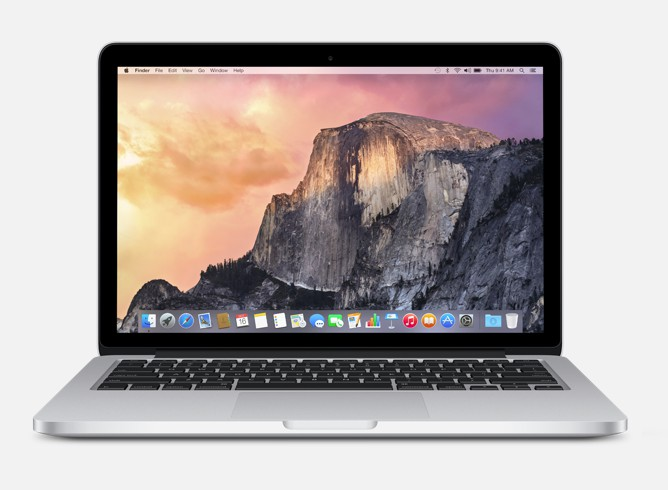 Купить - Apple Apple MacBook Pro 13.3' Retina Dual-Core i5 2.9GHz (MF841)