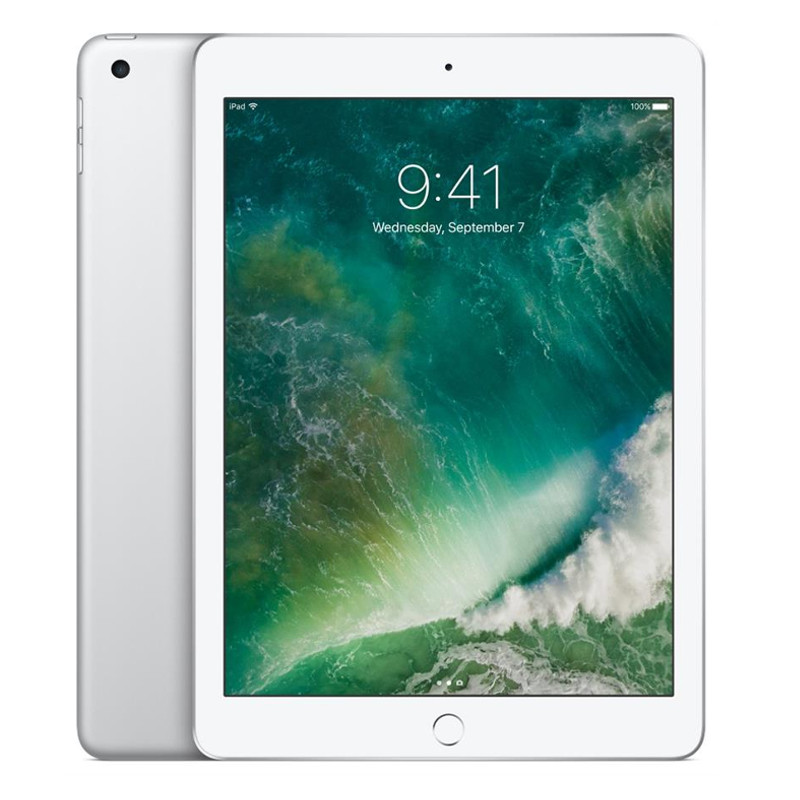 Купить - Apple Планшет Apple iPad A1822 Wi-Fi 128Gb Silver (MP2J2RK/A)