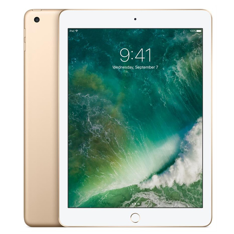 Купить - Apple Планшет Apple iPad A1823 Wi-Fi 4G 128Gb Gold (MPG52RK/A)